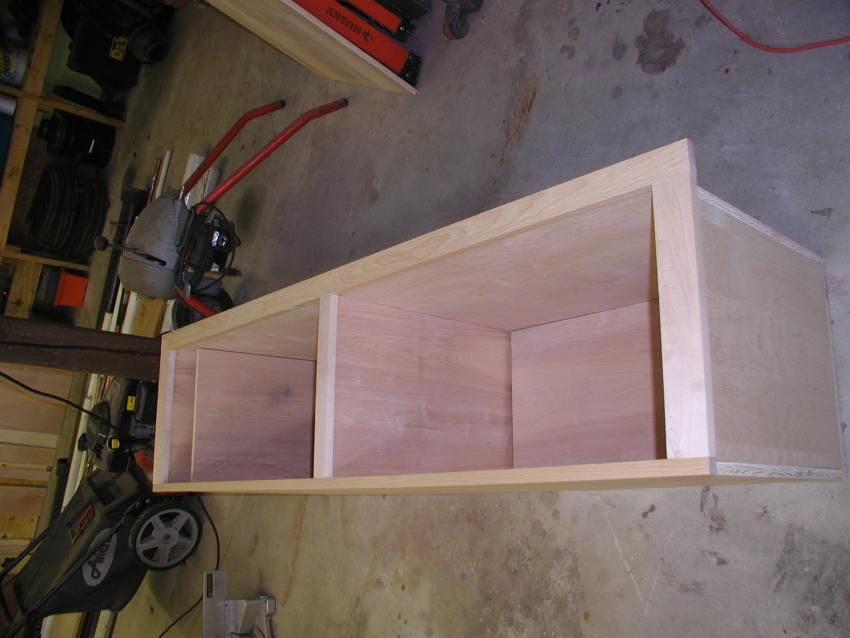 Cabinet Making Recessed Wall Cabinet Build The Garage