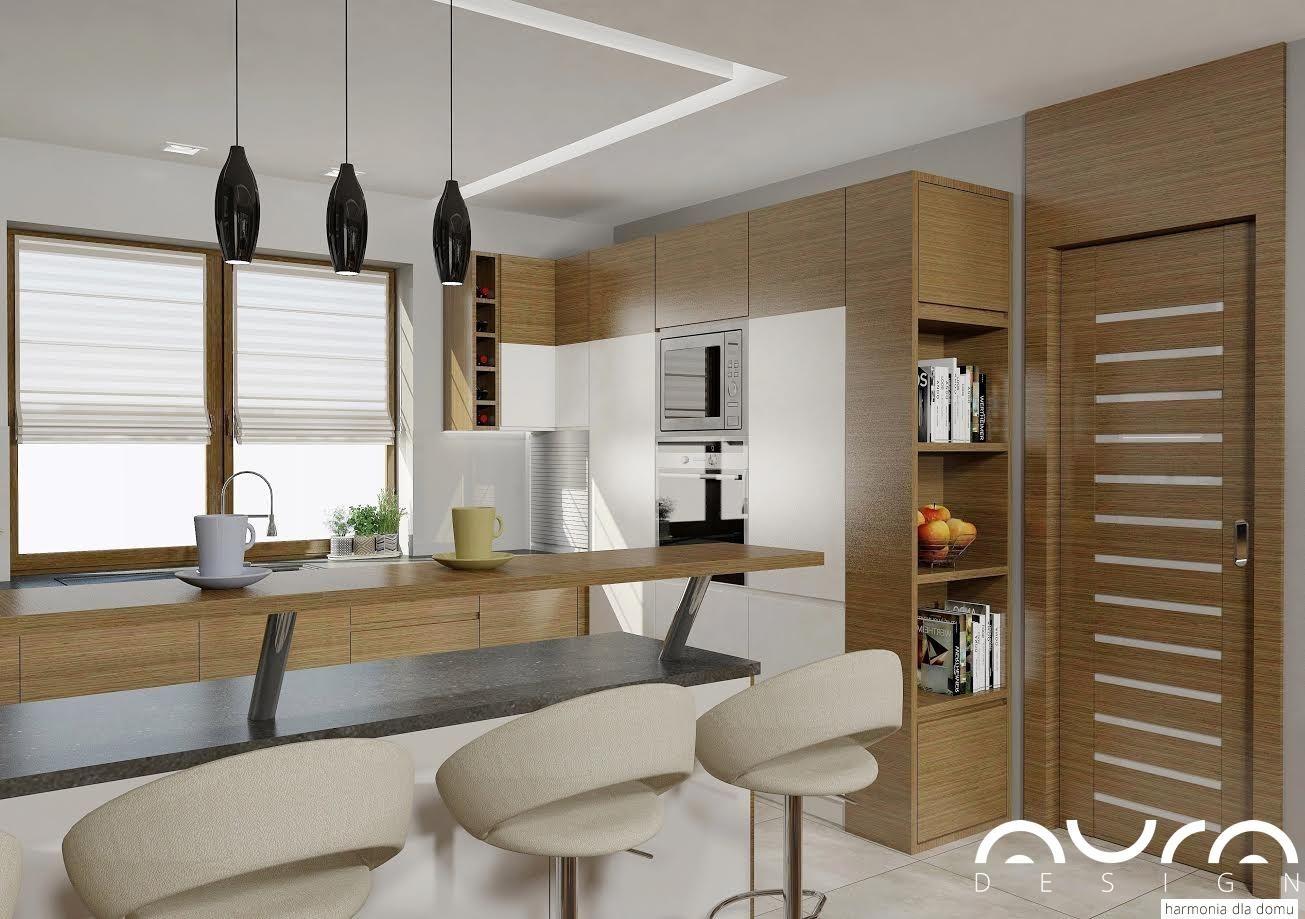 Znalezione Obrazy Dla Zapytania Przytulny Salon Z Aneksem Kuchennym Home Home Decor Room