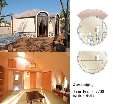 Pin By Kevin Atwood On Small Houses With Images Dome House Dome Home Monolithic Dome Homes