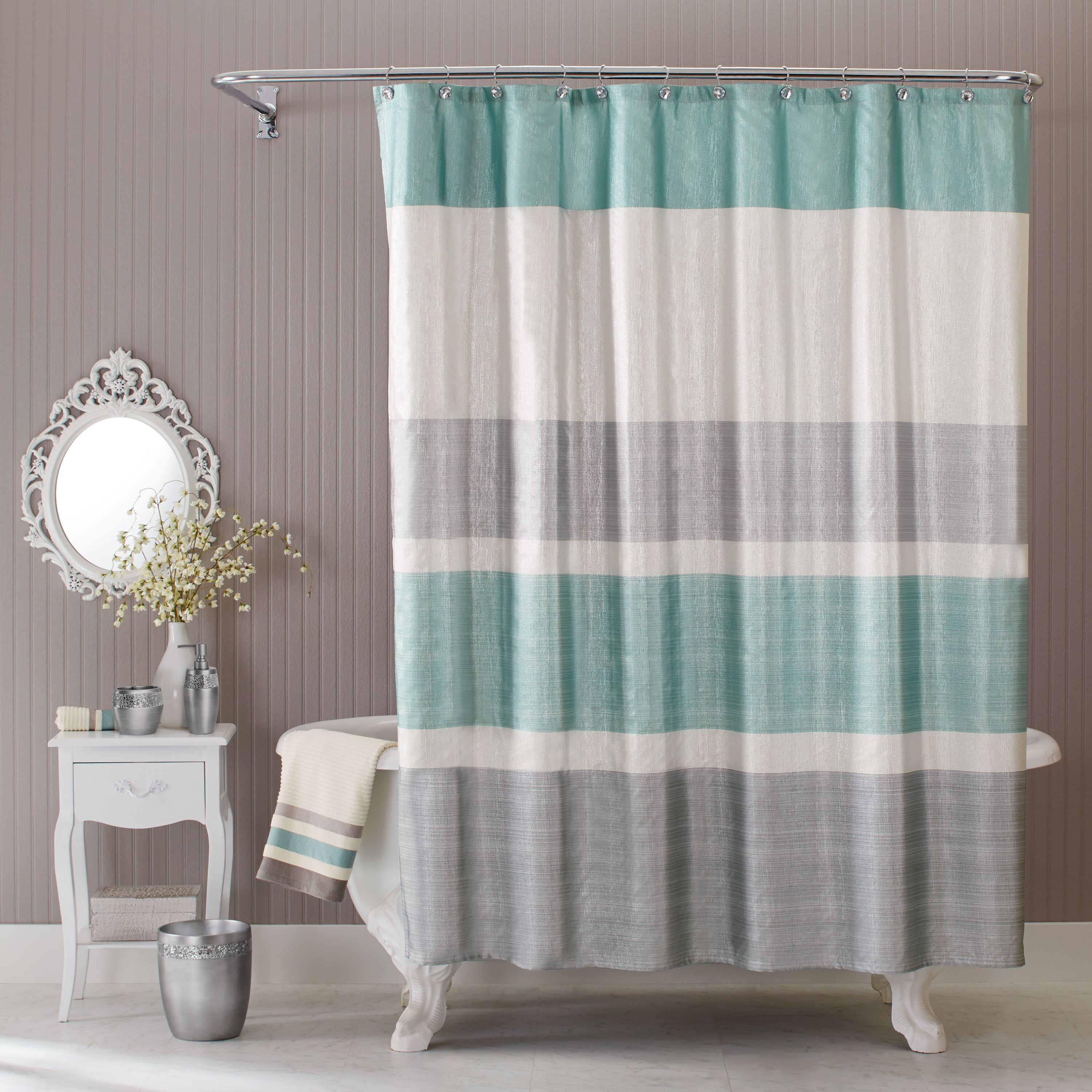 c33fffc103e5ad0ac7160b2782dee300 - Better Homes And Gardens Glimmer Shower Curtain