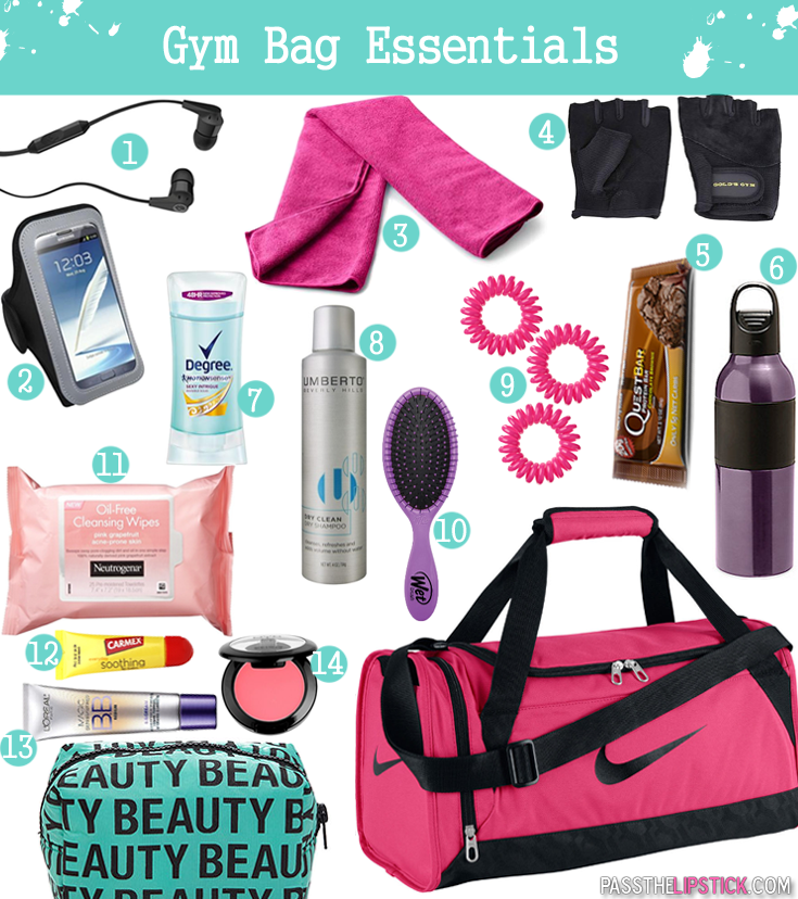 170 Best Images About Gym Essentials On Pinterest: Gym Bag Essentials. #gym #workout #fitness #gymbag
