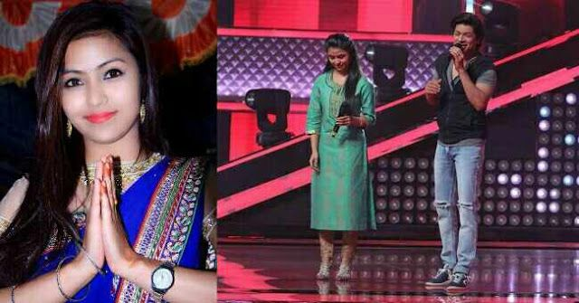 Sikkim Girl in The Voice India Season 2 Daughter of Sikkim