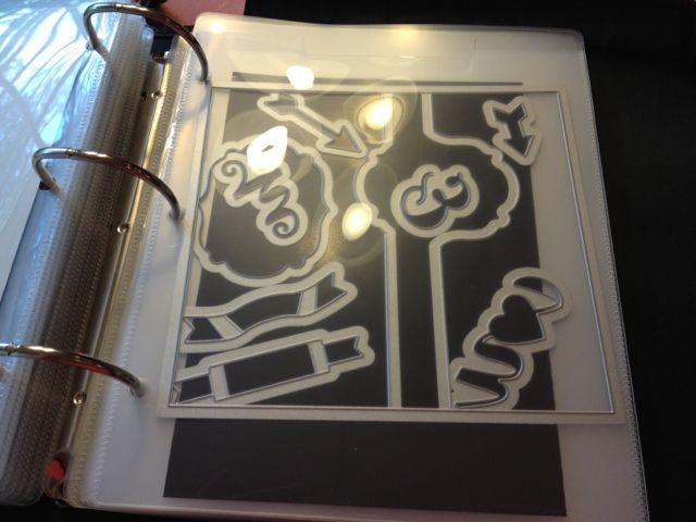 3 Monkeys throwing around some....PAPER!!!: Framelits Storage