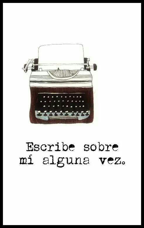 Alguna vez :)
