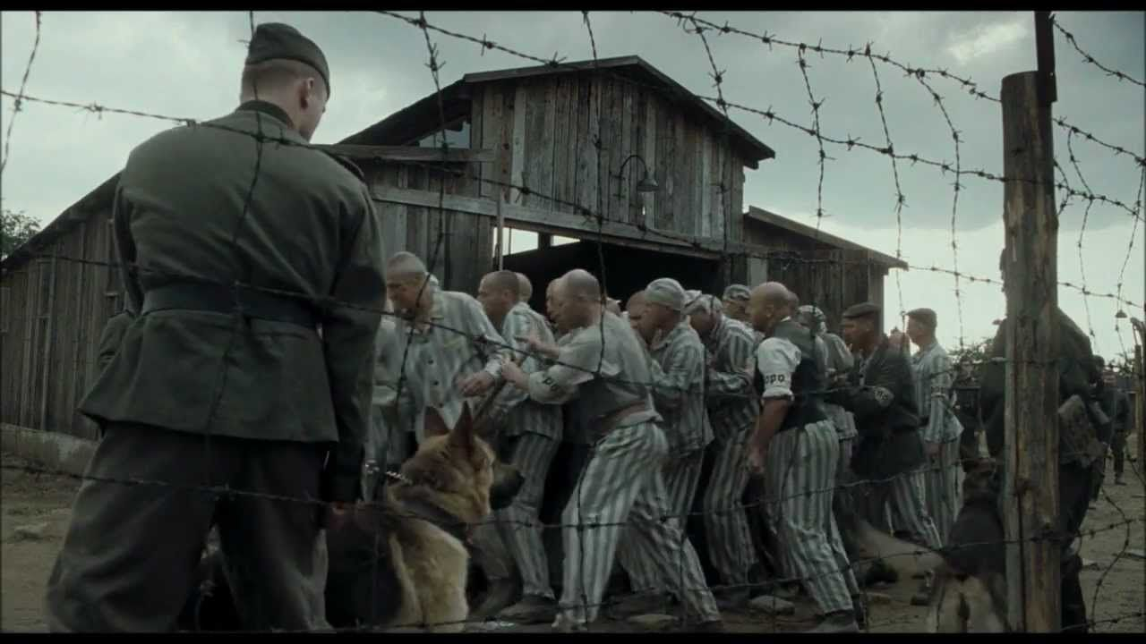 Concentration camp the boy in the striped pyjamas