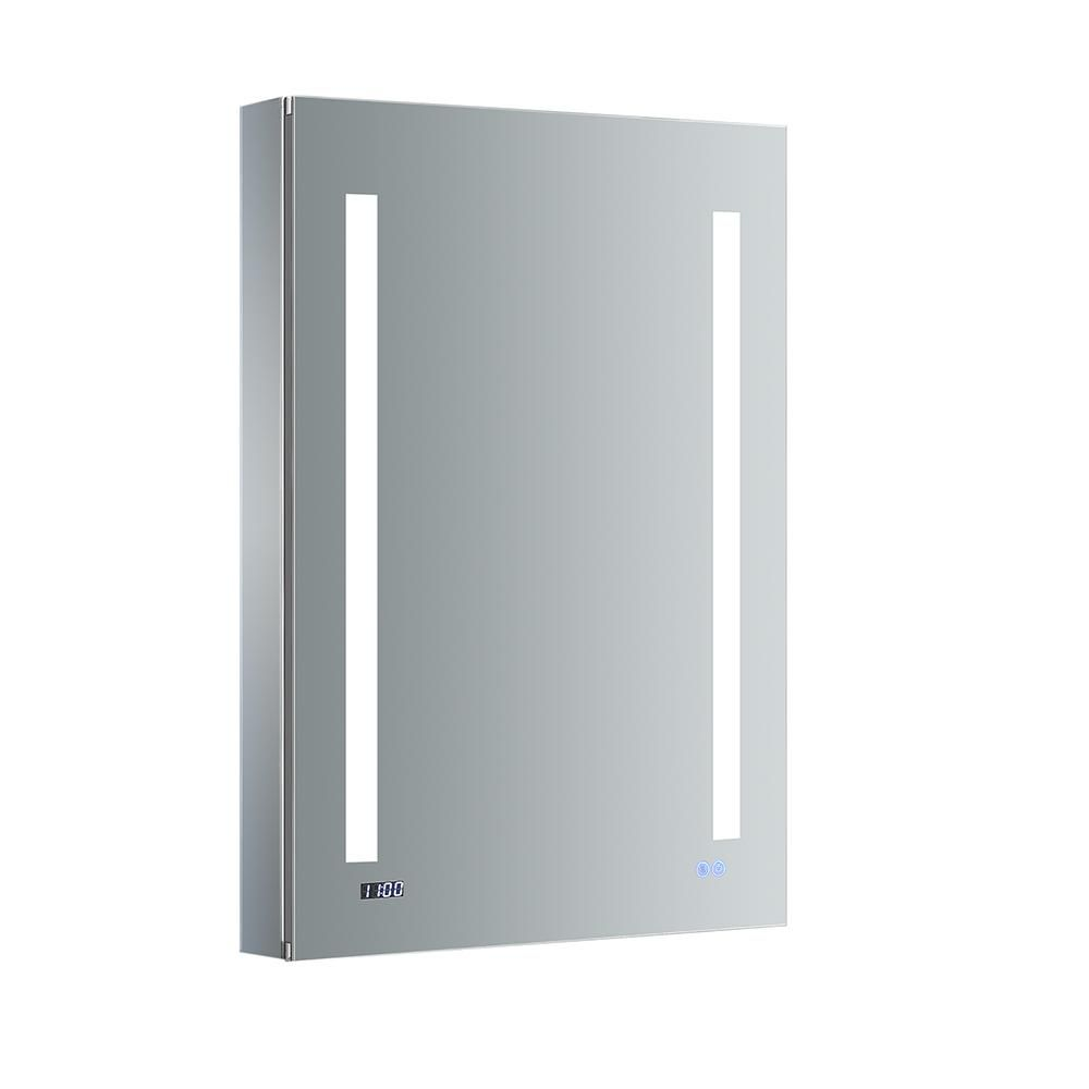 Fresca Tiempo 24 In W X 36 In H Recessed Or Surface Mount