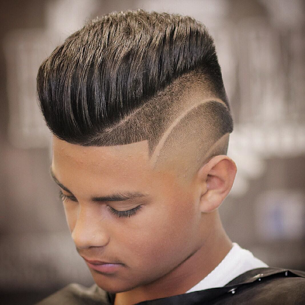 Mens haircuts high fade  best hairstyles for men with thick hair  hair  thicker hair