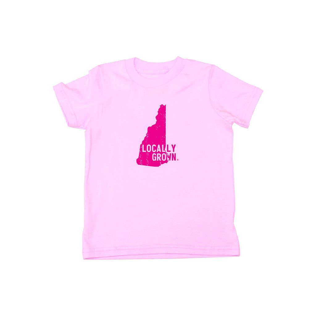 Kids New Hampshire Solid State Tee