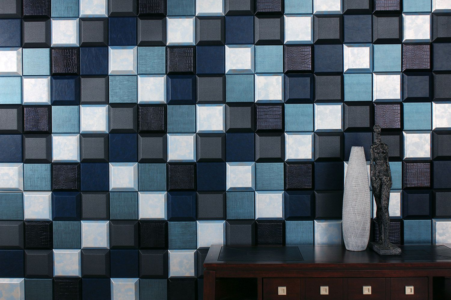 NappaTile is Faux Leather Wall Tiles division of Concertex Company ...