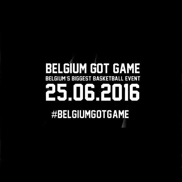 look for 4768b b7f99 Cant wait for Belgium Got Game 2016 !! 25.06.2016 Belgiums biggest
