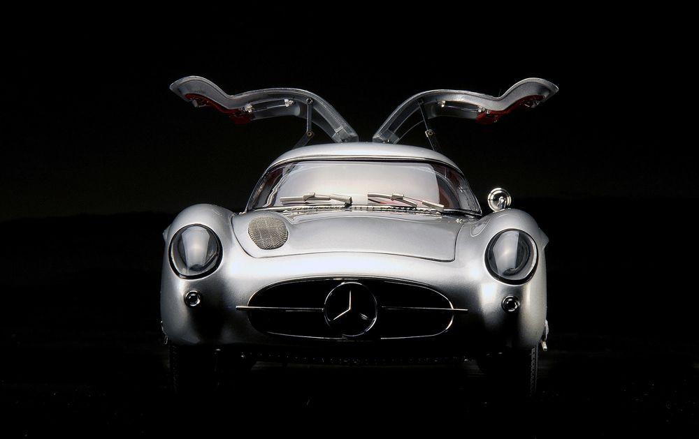 Mercedes 300 Slr Uhlenhaut Coupé Mercedes 300 Classic Cars Cool Cars