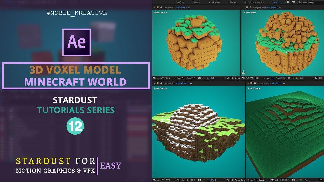 minecraft 3d model creator online