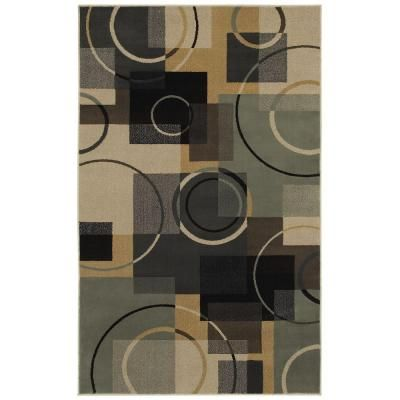 Mohawk Dawson Shell 5 Ft X 8 Ft Area Rug 293949 The Home