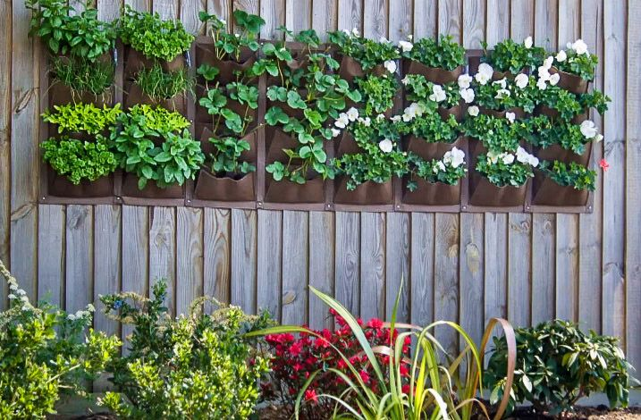 Verti-Plant® - beautiful wall gardens - Quality Products Direct