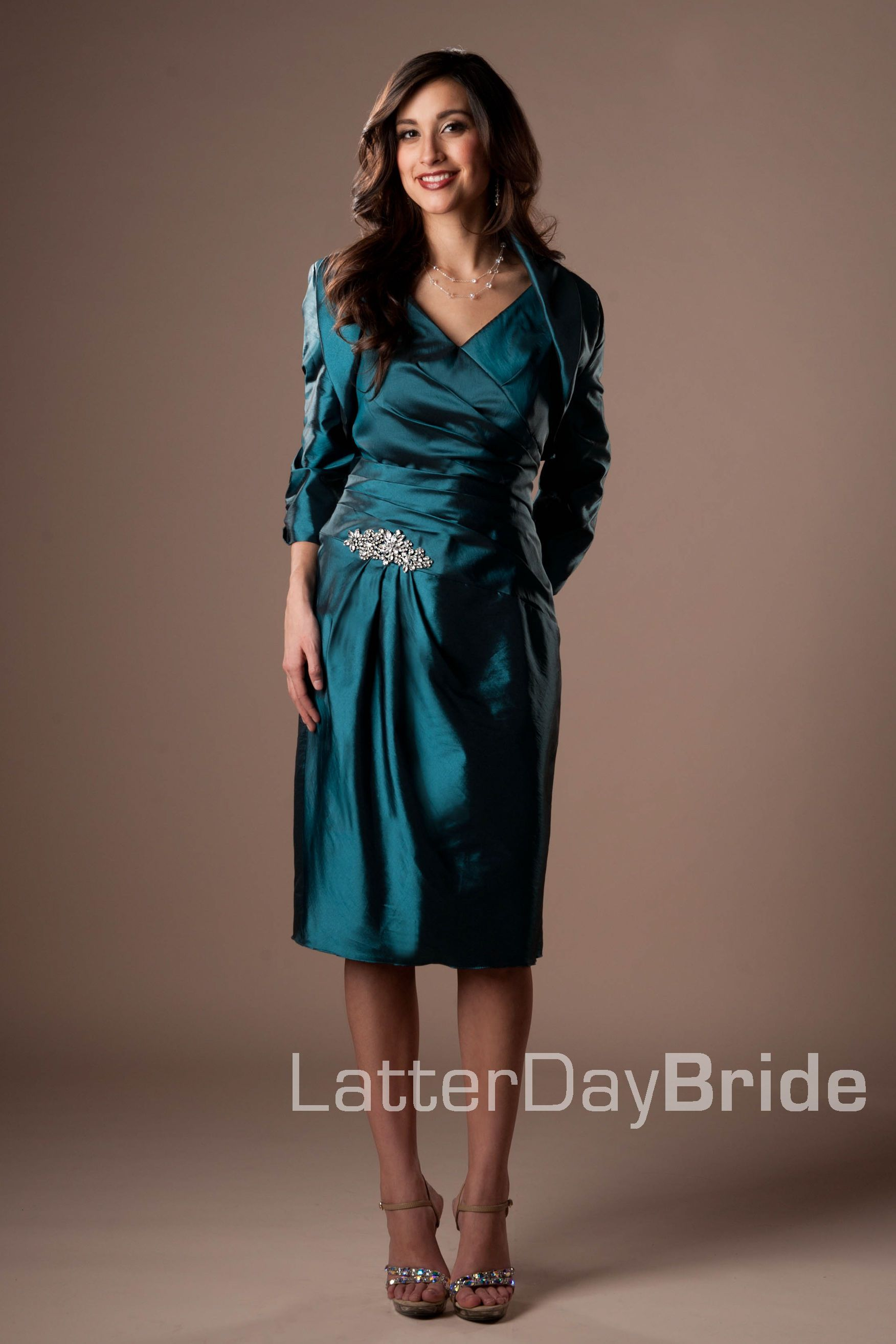 Mother of the Bride Dresses, Terri | LatterDayBride & Prom -Modest ...