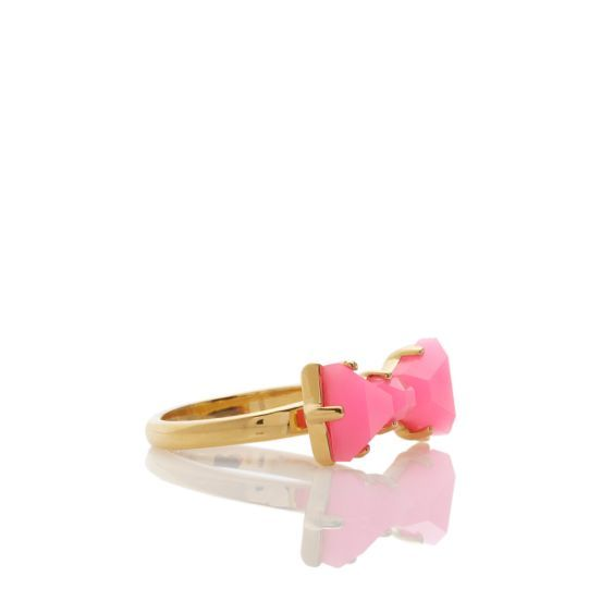 Need this ASAP!    kate spade | black tie optional mini ring