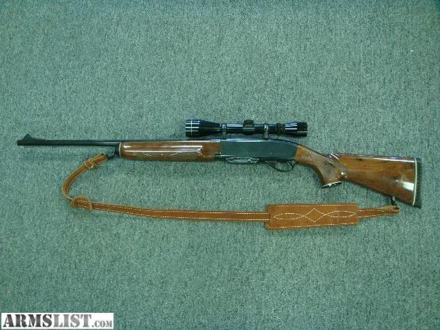 243 automatic rifles       - For Sale: Remington 7400  243
