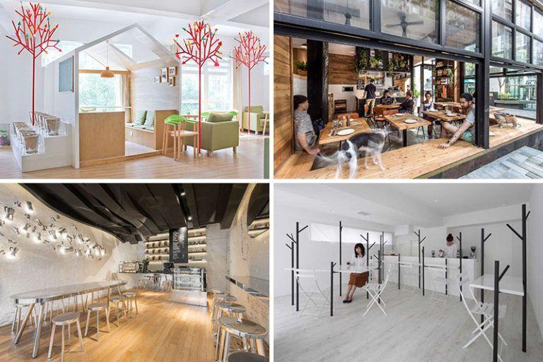 10 unique coffee shop designs in asia coffee port ideas rh pinterest com