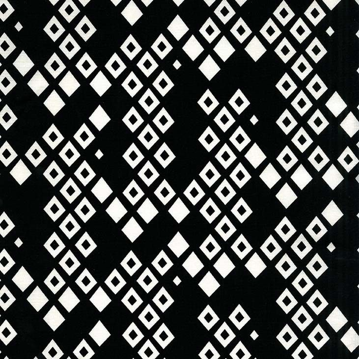 dc6405 diamonds in their eyes black and white geometrics harlequins basics ebony onyx tamara kate