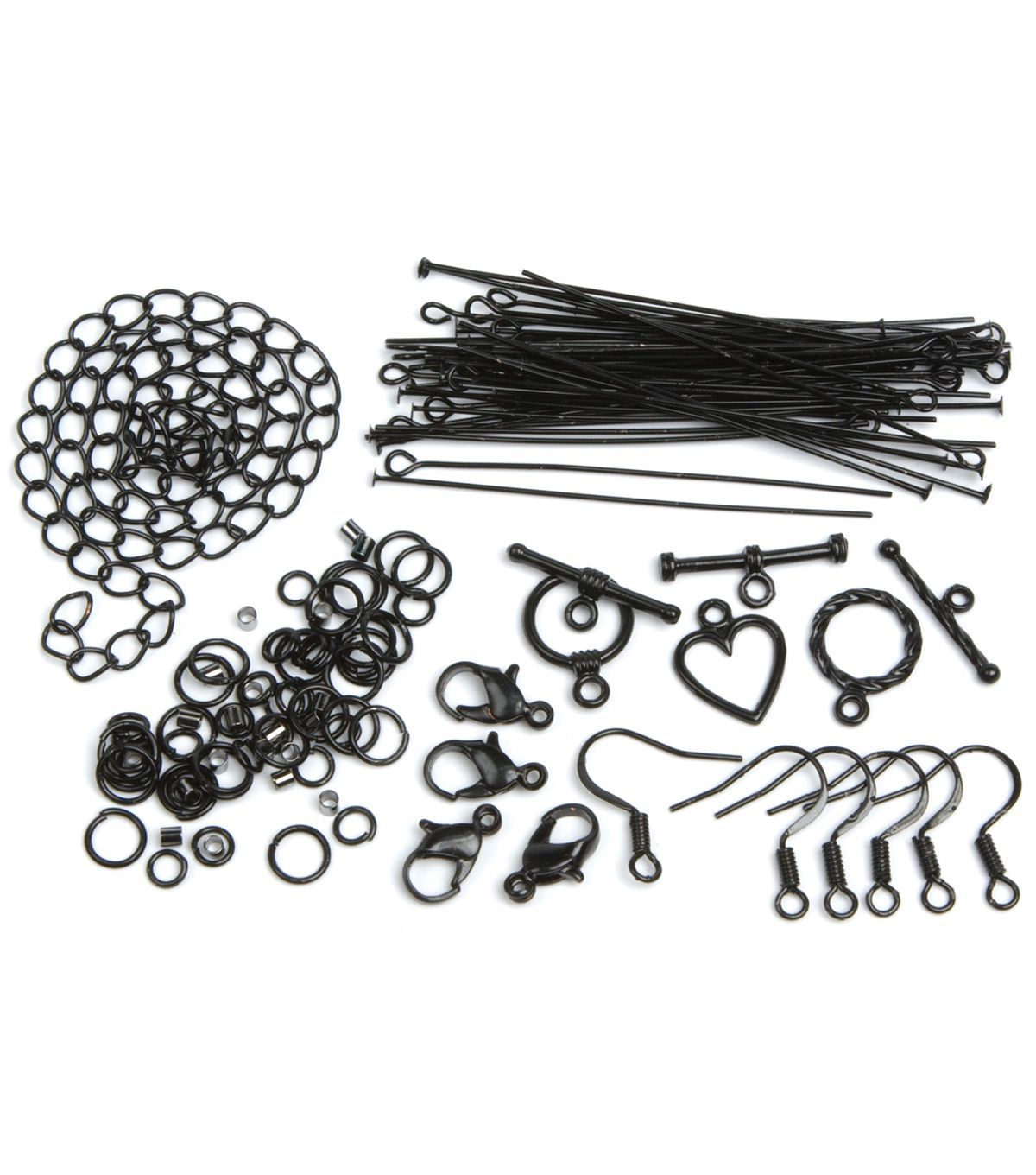 Jewelry basics starter pack pk black basic black and jewelry