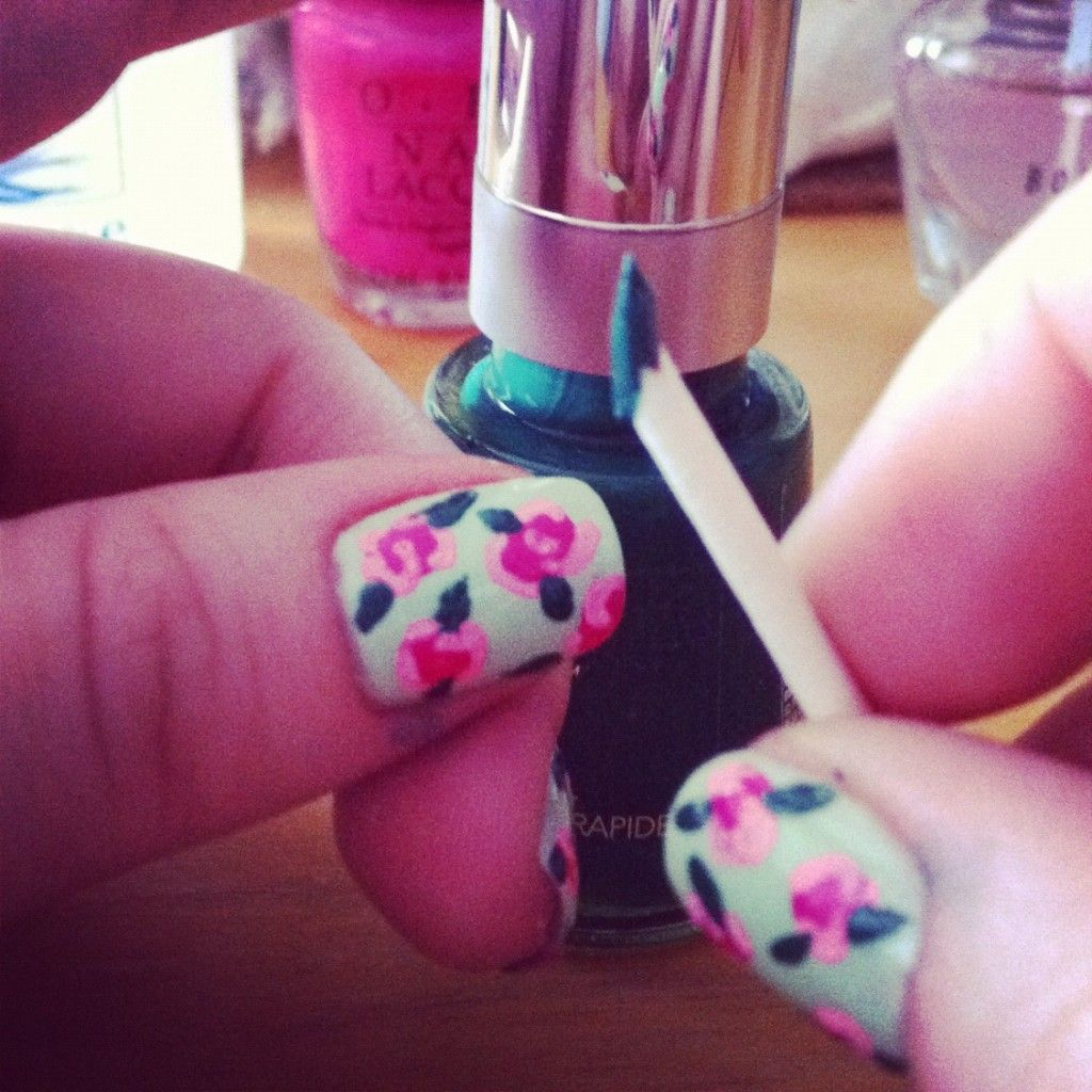perfect-little-lady nails