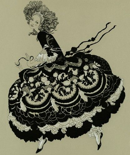 vania zouravliov | 插画师,他的作品结合了古典艺
