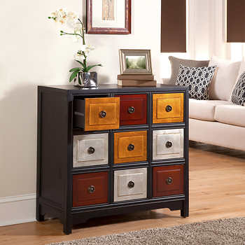 Tilda Chest Costco Home Furnishings, Living Room Chest