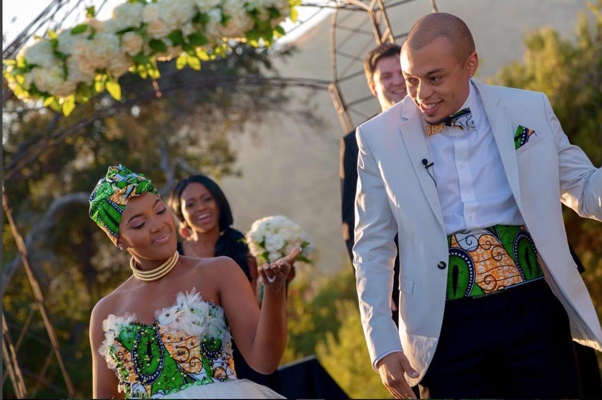 Wedding decorations ghana  southafricanzulubridenosiphomiyaherhandsomenewhubby