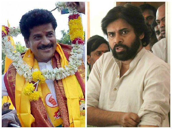 What Revanth Reddy thinks about Pawan Kalyan?