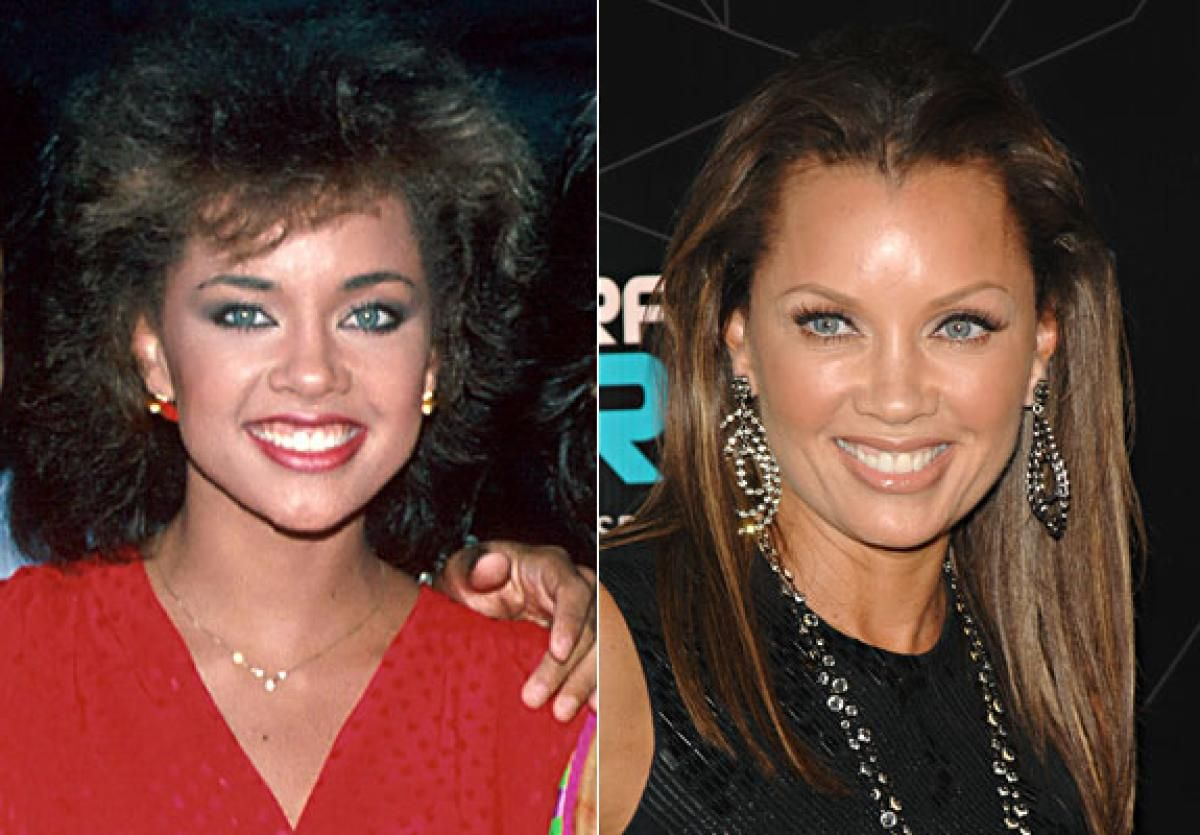 'Ugly Betty' actress Vanessa Williams is anything but ugly. And while the 50