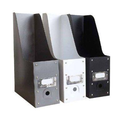 Bürobedarf ordner  Stehsammler A4 Ordner 31,5x10x25cm - 3 Stück: Amazon.de ...
