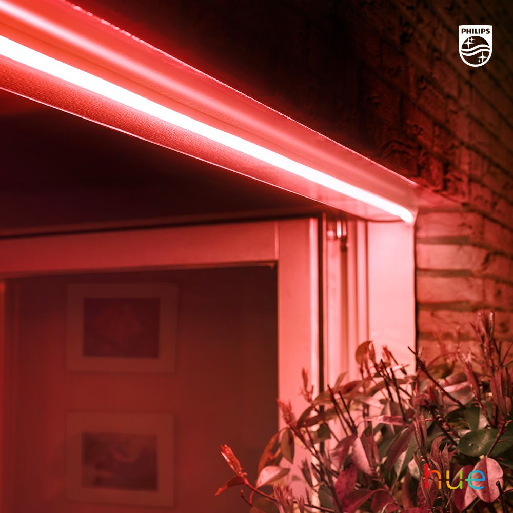 Inspiration How To Use Led Strips Philips Hue Smart Outdoor Lighting Smart Outdoor Lighting Hue Philips Strip Lighting