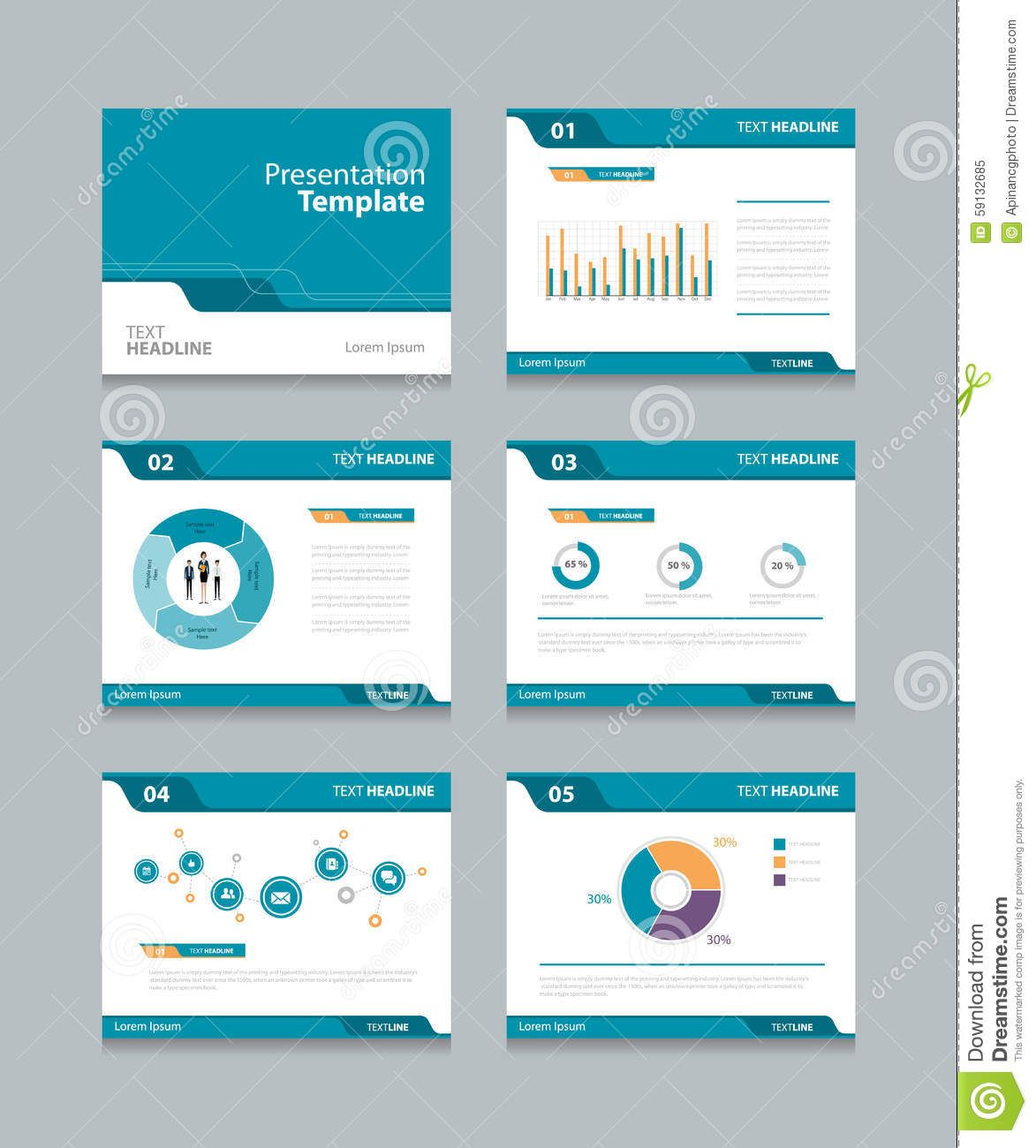 excel chart design templates