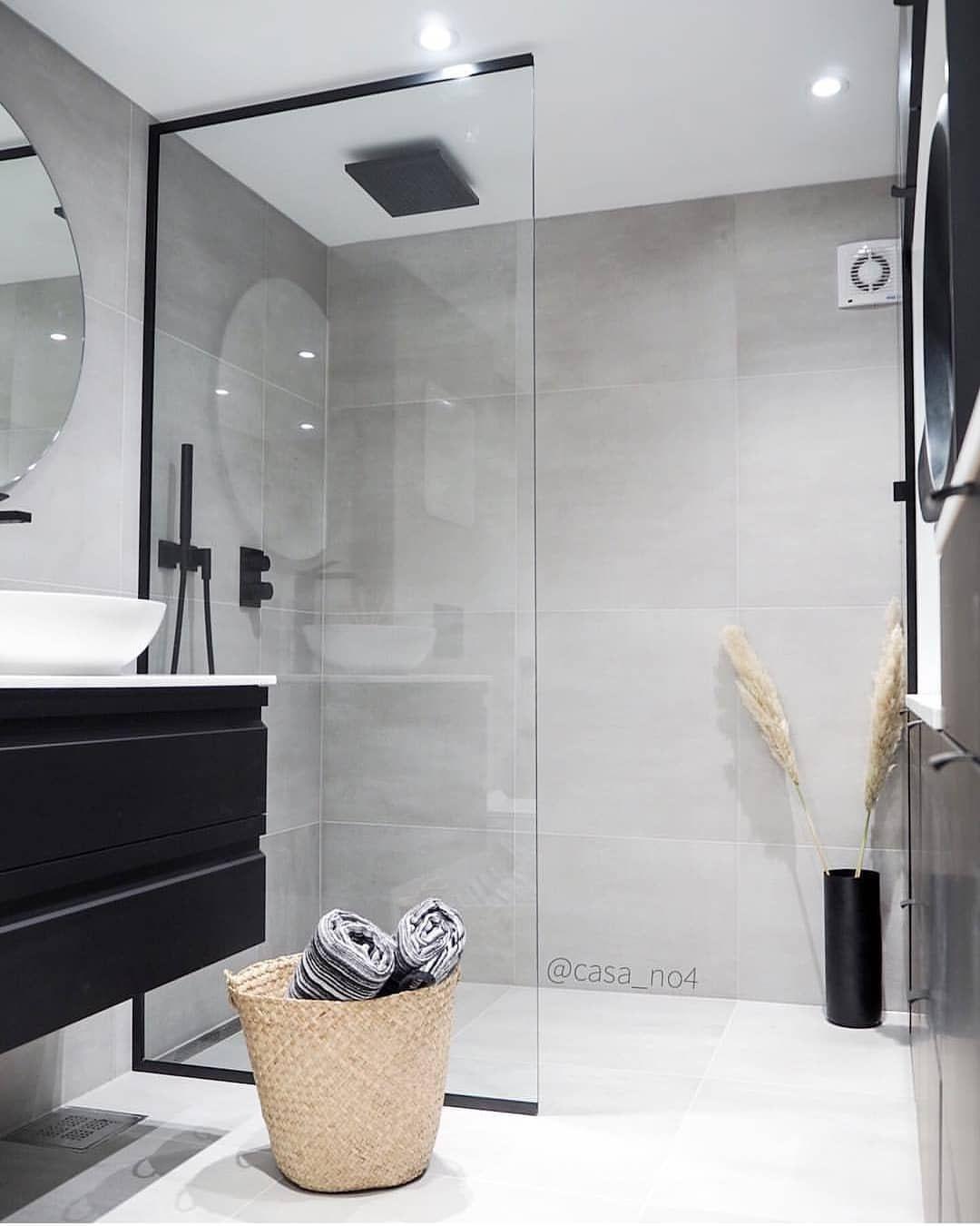Photo of Norfloor Fliser Så fantastisk på badet til @ casa_no4 ? Flisene er fra …
