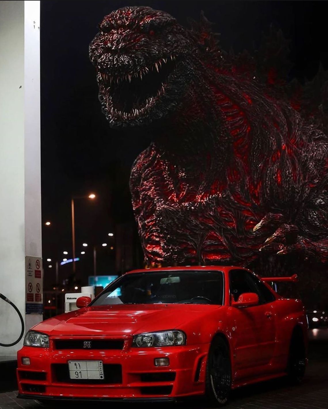 Pin By Mia On Gtr R34 R34 Skyline Red And Black Wallpaper Jdm Wallpaper