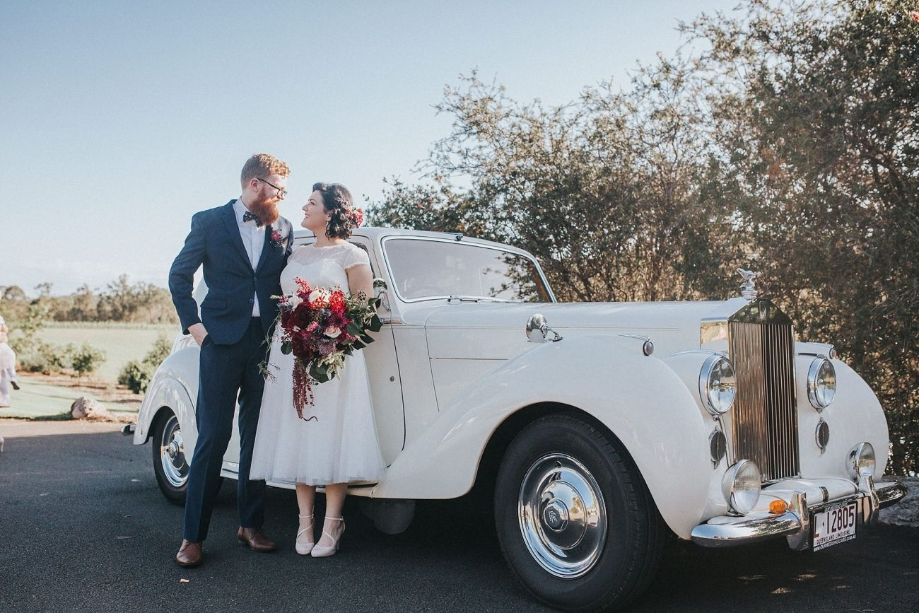 Classic Vintage Wedding Cars Hire Brisbane Gold Coast Sunshine Coast Vintage Car Wedding Wedding Car Wedding Car Hire