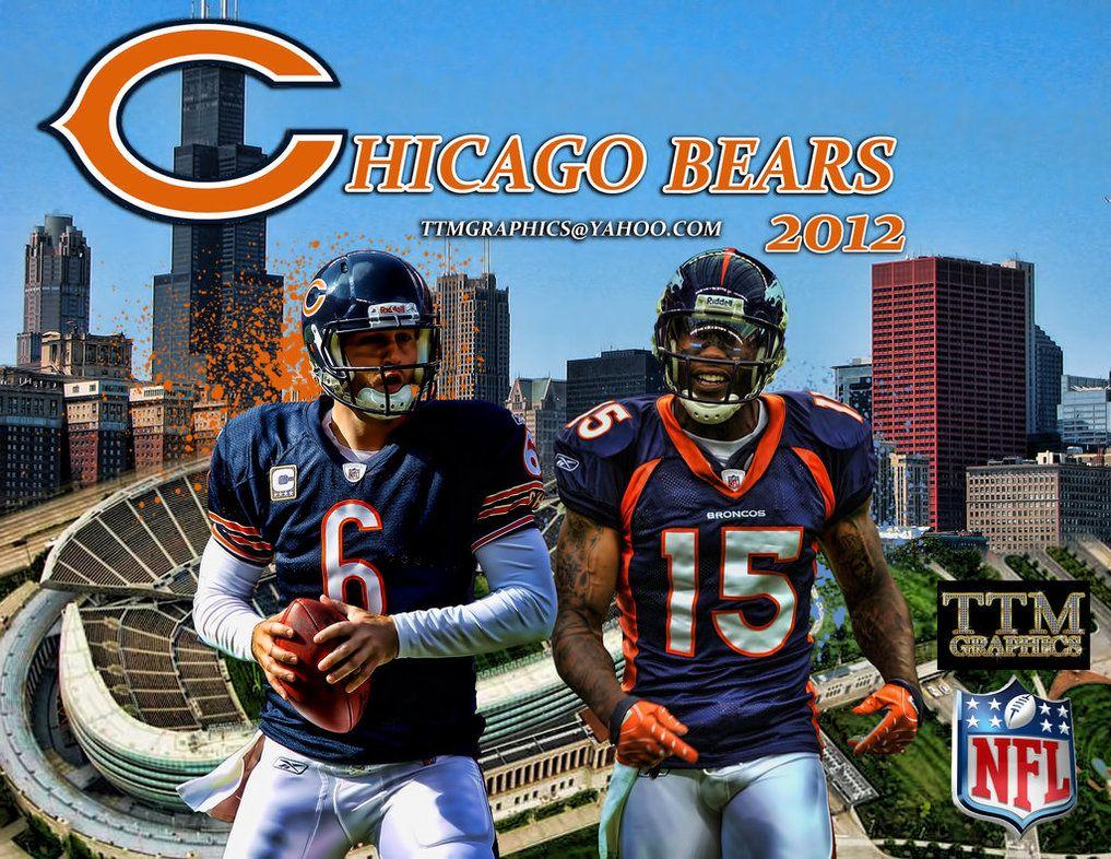 Chicago Bears Wallpaper by tmarried on DeviantArt