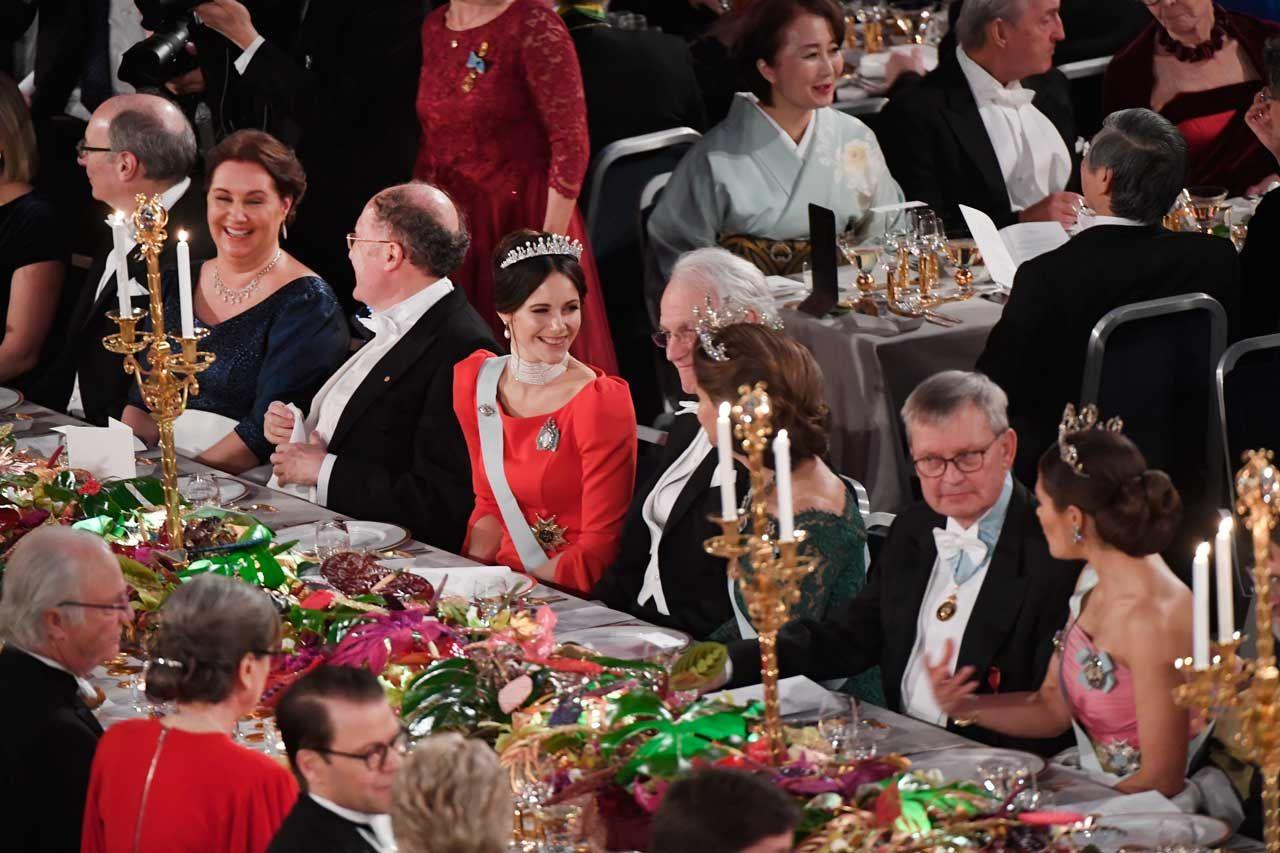 Prinsessan Christina 38 år med Göran Alfredssons