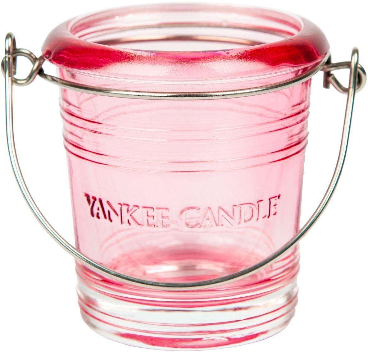 Yc bucket votive holder ruby accessoires optiwohnwelt