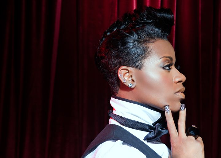 Fantasia Hairstyles Gorgeous Fantasia Hairstyles  Fantasia Fantasia Barrino And Fantasia Hairstyles