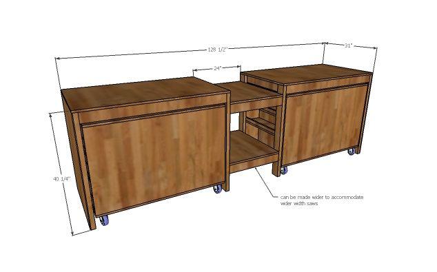 Ana Blanco | Construir un último plegable Sistema Workbench para ...