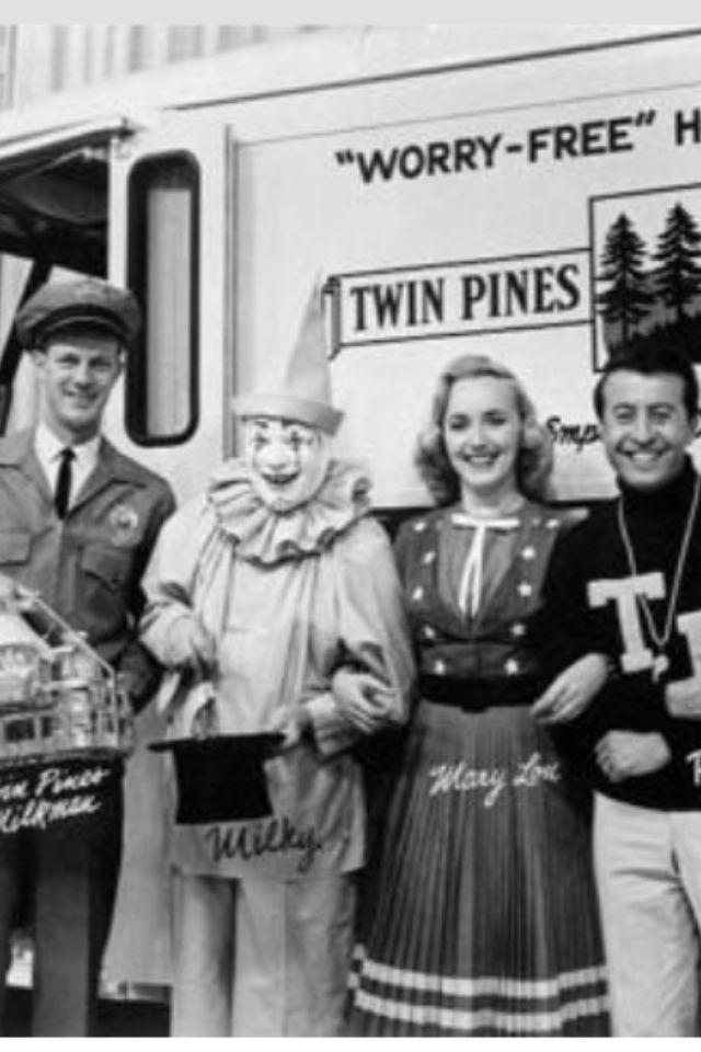 Milkey the Twin Pines Clown