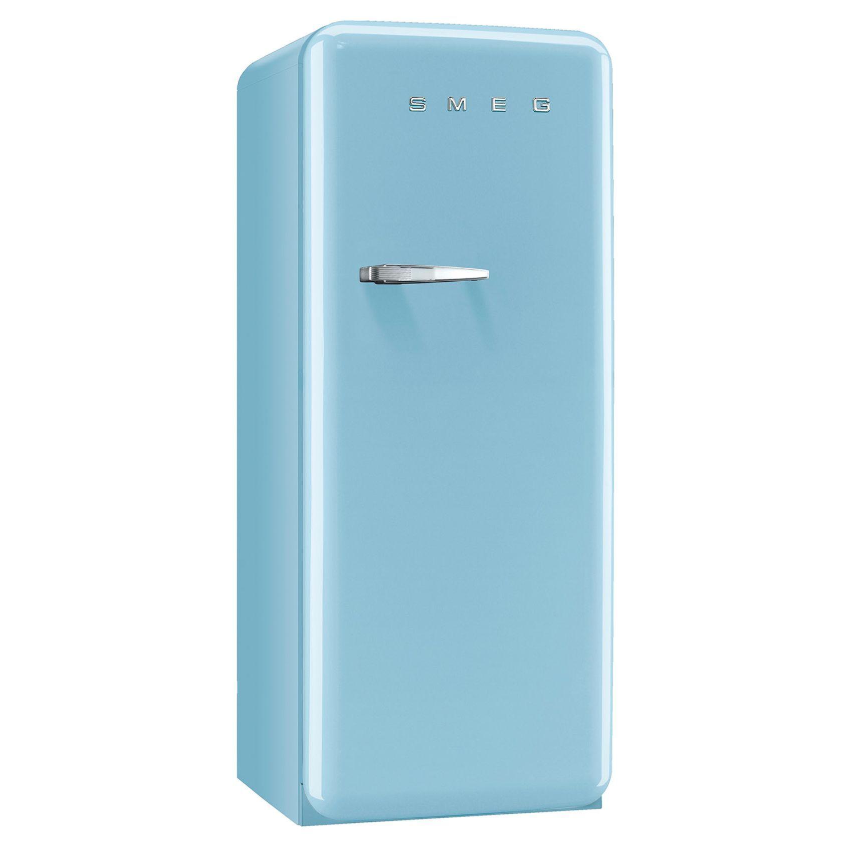 Smeg Single Door Refrigerator With Freezer Compartment Right Hand Hinge Single Door Design Single Doors Smeg