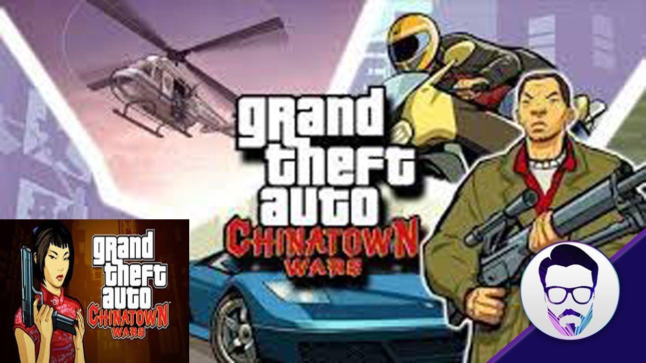 تحميل لعبة Grand Theft Auto Chinatown Wars Gta الصيني الحروب للايفون Chinatown Grand Theft Auto Gta