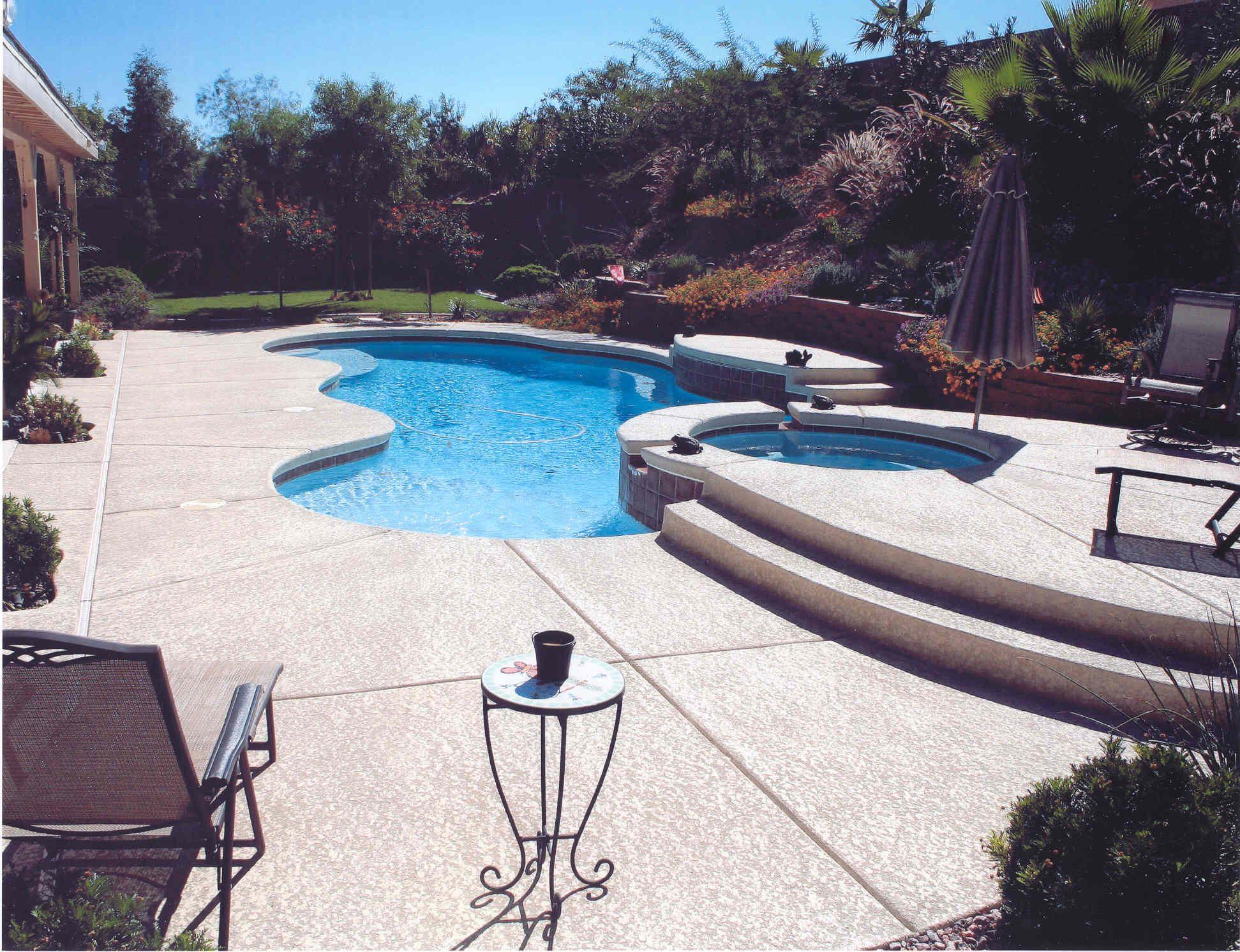 Pool Deck Surrounds Concrete Pool Pool Decks Pool Deck