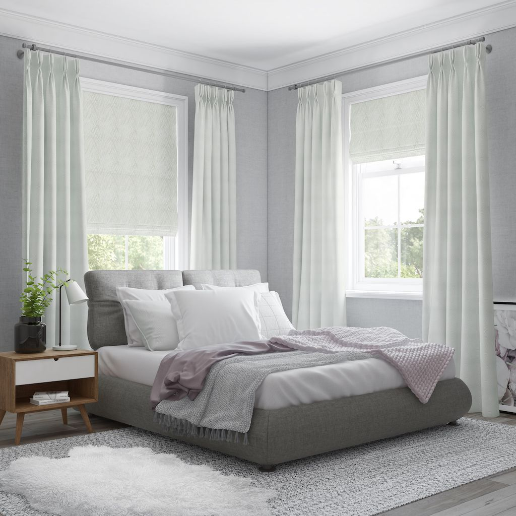 Step into Spring 2019 with our top trends Curtains with