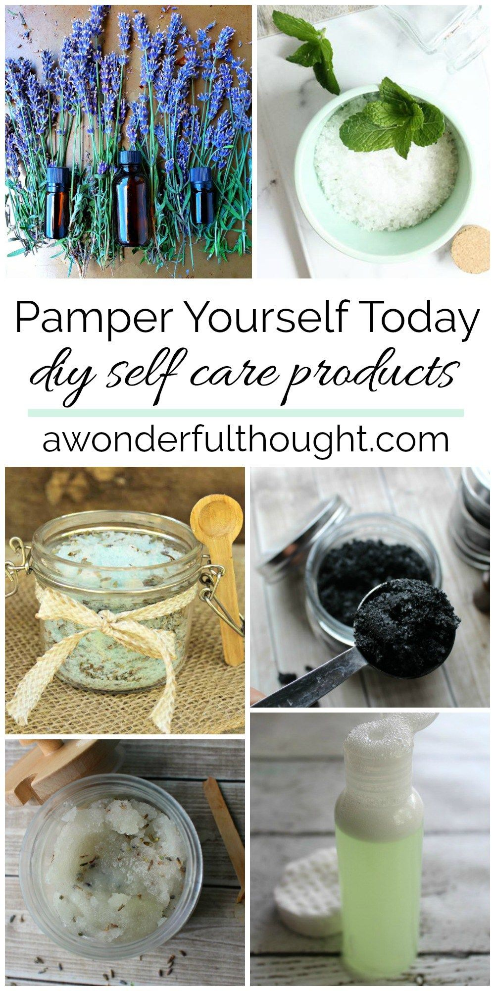 DIY Self Care Products: Pamper Yourself Today | Crafts & DIY~ Home ...