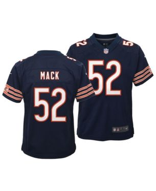 new products 0ce7b c9a13 Nike Khalil Mack Chicago Bears Game Jersey, Toddler Boys (2T ...