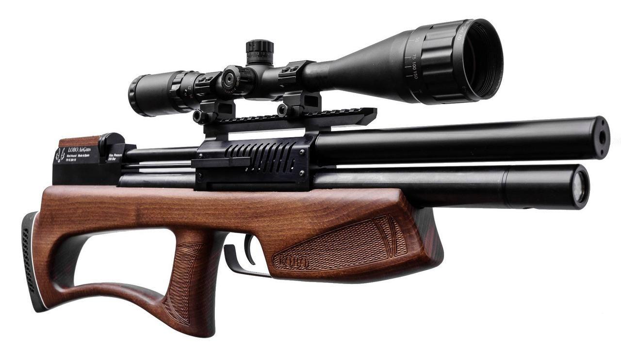 Lobo Airguns Hound Bullpup   Air rifles   Air rifle hunting