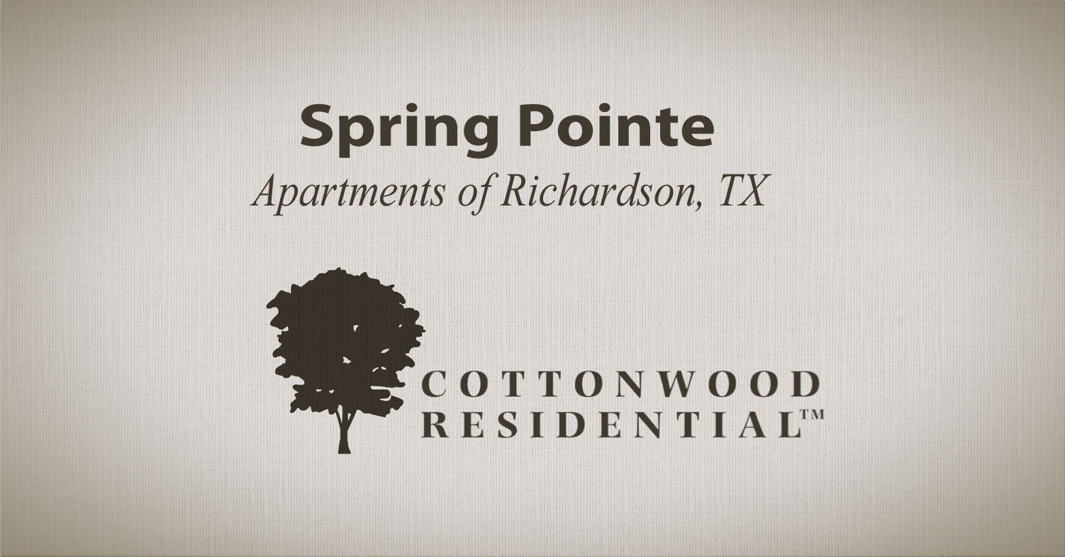 Spring Forest at Deerfield | Mebane NC Apartments | Cottonwood ...